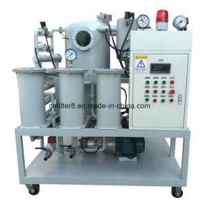 Macchina di filtrazione di olio di alto vuoto della Doppio-Fase dell'olio dielettrico del trasformatore (ZYD-100)