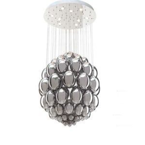New Design Chandelier Pendant Lamp, Glass Ball Hanging Lamp (GD-1283-6)