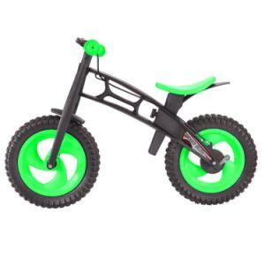PP는 12명의  균형 자전거 플라스틱 현대 아이들 자전거를 짜맞춘다