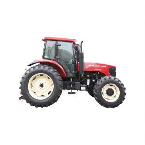 Professional Trator Agrícola Wd554 com rodas