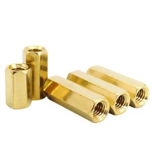 Haute qualité à faible prix de la cosse à oeillet du tuyau de rivets creux en laiton