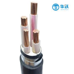 Stak Geïsoleerds pvc van Polyvinyl Chloride Zr-VV 0.6/1kv de Vuurvaste Kabel van de Macht in de schede