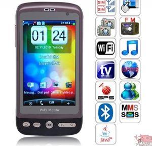 WiFi Fernsehapparat-Handy G700
