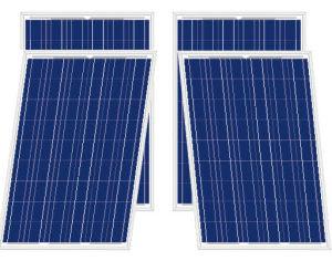 Les panneaux PV solaire polycristallin (SNS(230)p)