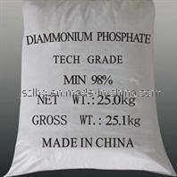 Fosfaat 98%, DAP 18-46-0 van het diammonium