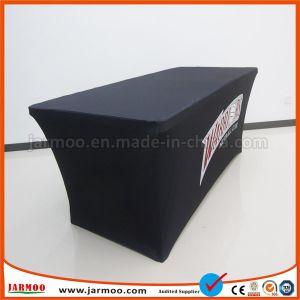 테이블 피복을 인쇄하는 8FT 빨 수 있는 두꺼운 풀 컬러