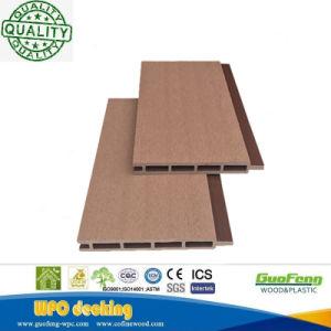 環境に優しい反紫外線水平のプライバシーの木製のプラスチック合成の塀