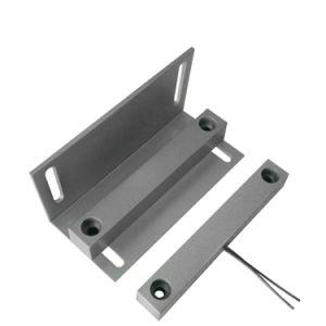 Sr-56b de la puerta de metal de zinc cable sensor de puerta magnético