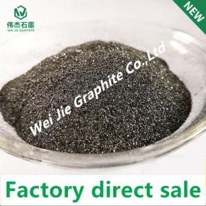 La fábrica alimenta directamente de grafito resistente a altas temperaturas