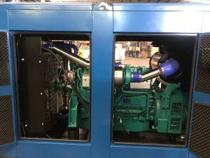 Diesel van de Technologie van Steyr de Stille Reeksen van de Generator