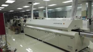 Bleifreie Maschine des Rückflut-Ofen-SMD mit 2.8m der erhitzenlänge