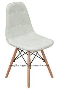ボタンが付いている食堂の家具のEames様式の椅子