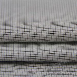 75D 260t Tecidos Jacquard pontilhada 100% poliéster Pongées Fabric (AE007EG)