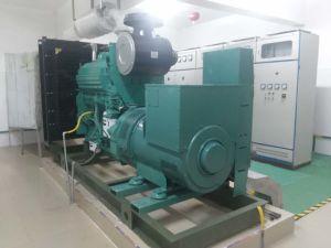 Gerador eléctrico 125kVA gerador Perkins Grupo Gerador Diesel