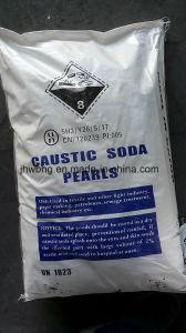 SGS оказалось 99 % Каустическая Сода жемчуг