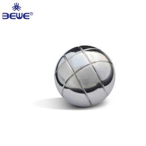Fabricação de metais no exterior Bocce ball Fornecedor Bocce Bolas de Aço Inoxidável