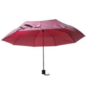 3 de Goedkoopste Paraplu van de Paraplu van de Bevordering van de Paraplu van vouwen (3FU001)