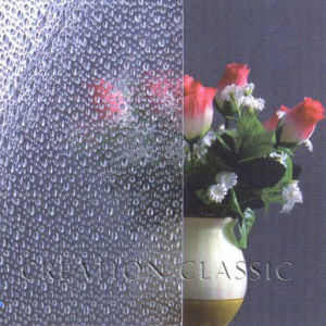 vetro modellato libero di 3.5-8mm per il vetro di arte della decorazione
