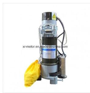 Rebote y alarmas antirrobo Cubierta arrollable motor del lado del motor de 300kg.