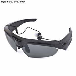 스포츠를 위한 Bluetooth 헤드폰 적당 색안경 지능적인 유리