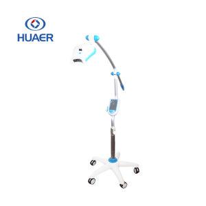 レーザーはランプ機械を白くする歯を明るく照らす
