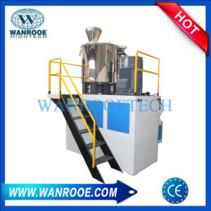 S.r.l.-z Machine van de Mixer van de Hoge snelheid van het Poeder van de Reeks de Plastic