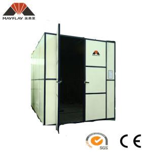 Sistema de chorro de arena, el modelo exportador: MS4080