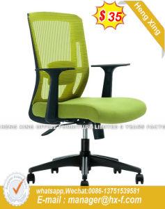 Mittlerer rückseitiges Büro-Entwerfer-Möbel-Konferenz-Ineinander greifen-Stab-Stuhl (HX-8M7445B)