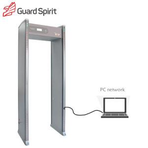Выставочный зал инспекции 255 градусов 18зон Арчуэй металлоискателя