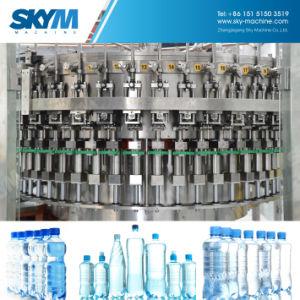 Processo de alta precisão máquina de enchimento de bebidas rotativo