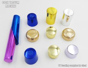 Handy Sheel/Plastikspielwaren/Auto-Lampen-Vakuumbeschichtung-Maschine