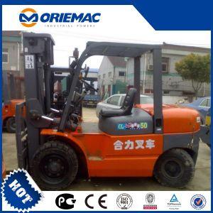 De wijd Gebruikte Vorkheftruck Cpcd85 van Heli van 8.5 Ton in China