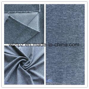 Poliéster catiónicos tecido de licra Jacquard para roupa