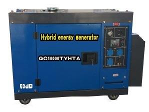 generatore diesel ultra silenzioso 8kw