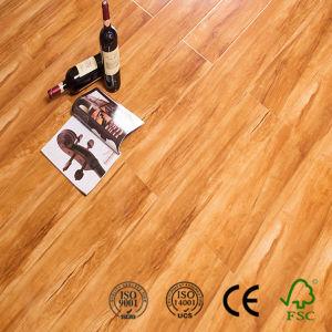 Vente d'usine 12mm planchers laminés de 8 mm Revêtement de sol en vinyle PVC