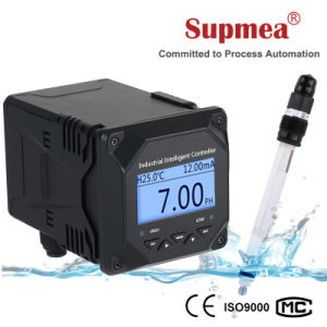 Regolatore automatico di Digitahi pH di coltura idroponica del regolatore del pHmetro in-linea pH
