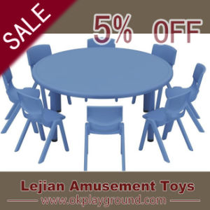 Kindergarden Children Favorite New Plastic Table (Z1285-3)