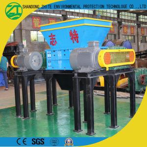 中国語はプラスチック泡かフィルムまたはボール紙または屑鉄またはプラスチック粉砕機のシュレッダー製造する
