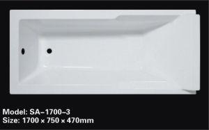Barato y bien bañera Normal (SA-1700-3)