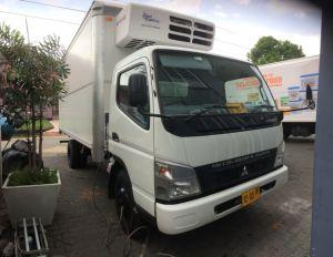 4.2mから6.5mの長さボックスのための電気スタンバイのトラックの冷却ユニット -- V650fe