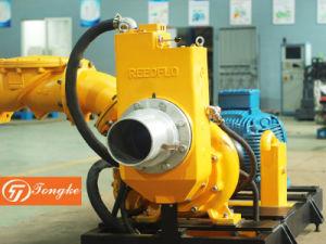 Motor eléctrico de cebado en seco la bomba de agua