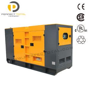 100kw 220V wassergekühlter kleiner Dieselgenerator leise
