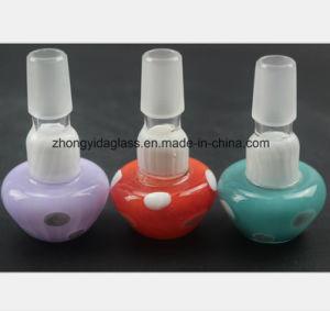 Pilz-Form-Zubehör-Rohr des verschiedenen Farben-Mannes 14.5mm, 18.8mm