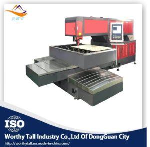 Machine de découpe laser à faible coût pour le contreplaqué Conseil mourir/fabrication de moules