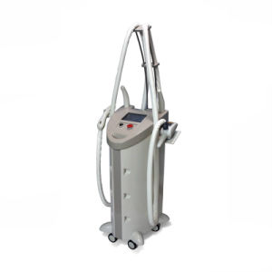 La extracción de grasa de RF La cavitación la forma del cuerpo vacío de la máquina de adelgazamiento