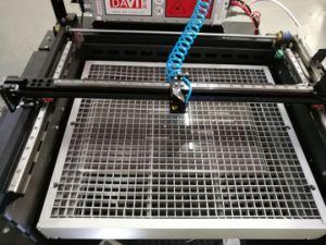 machine à gravure laser pour l'acrylique PMMA, PVC Conseil Forex, Perspex