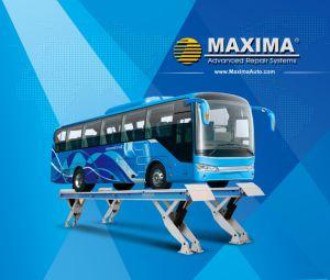 Elevación de la plataforma de servicio pesado maxima