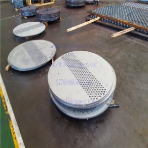 Heat Exchanger를 위한 Titanium/Steel/Copper/Tubesheet