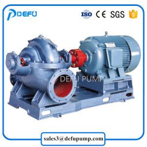 Pompe ad acqua centrifughe di caso elettrico orizzontale di spaccatura di capacità elevata