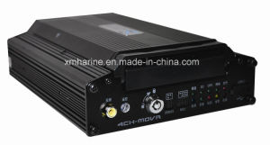 Kanal-Auto DVR des Bus-Videogerät-DVR 4